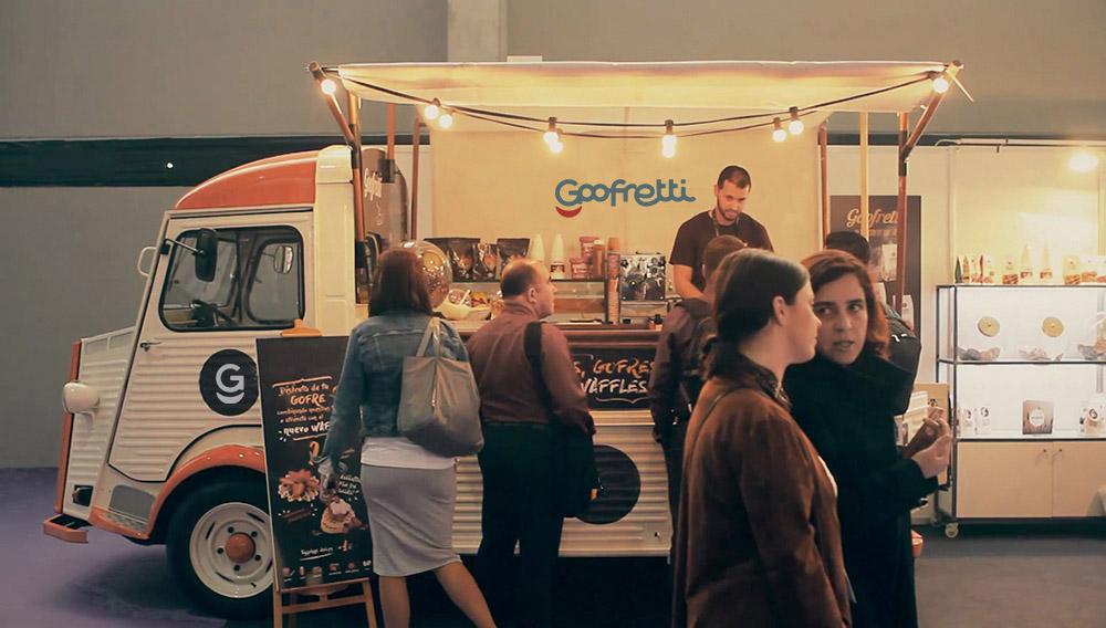 Goofretti - Foodtruck