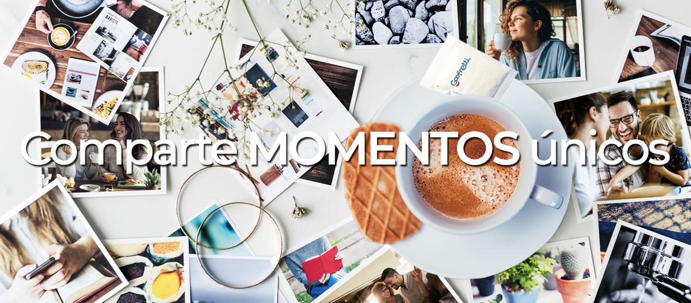 Goofretti - Comparte momentos únicos