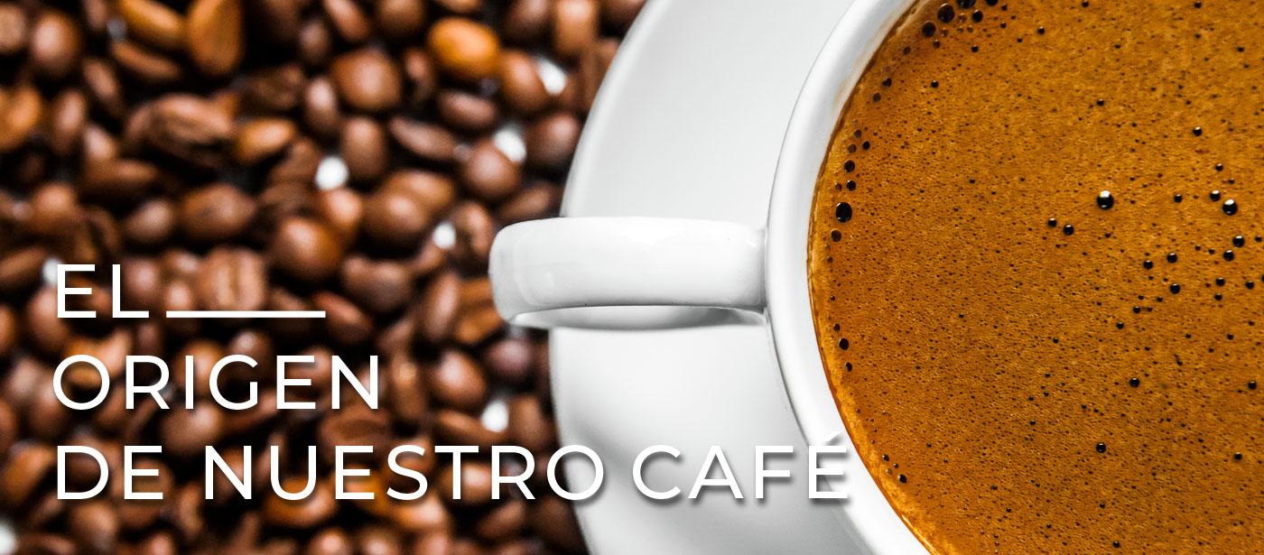 Goofretti - El origen de nuestro café