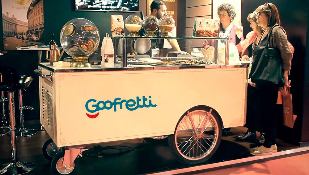 Goofretti - Carrito